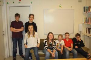 Kamp och hårt arbete på Vannhögskolan i Trelleborg