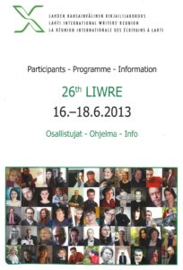 Lahti International Writers' Reunion