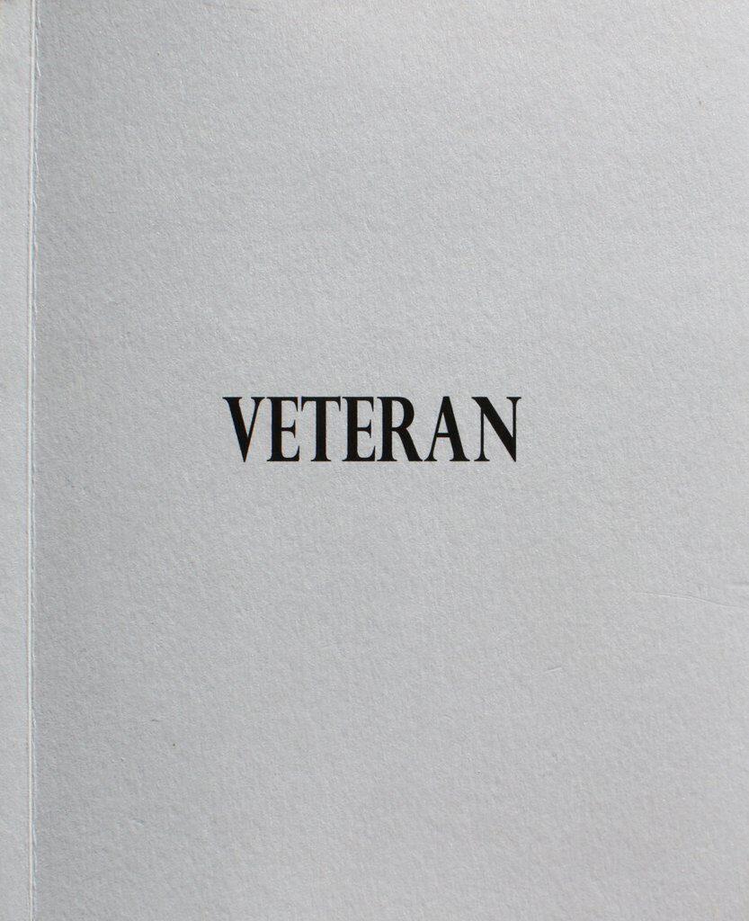 Veteran omslag